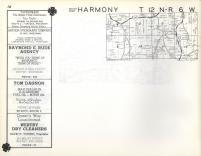 Harmony T12N-R6W, Vernon County 1960